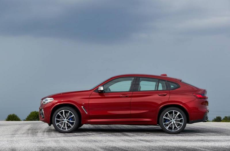 Bild von BMW X4