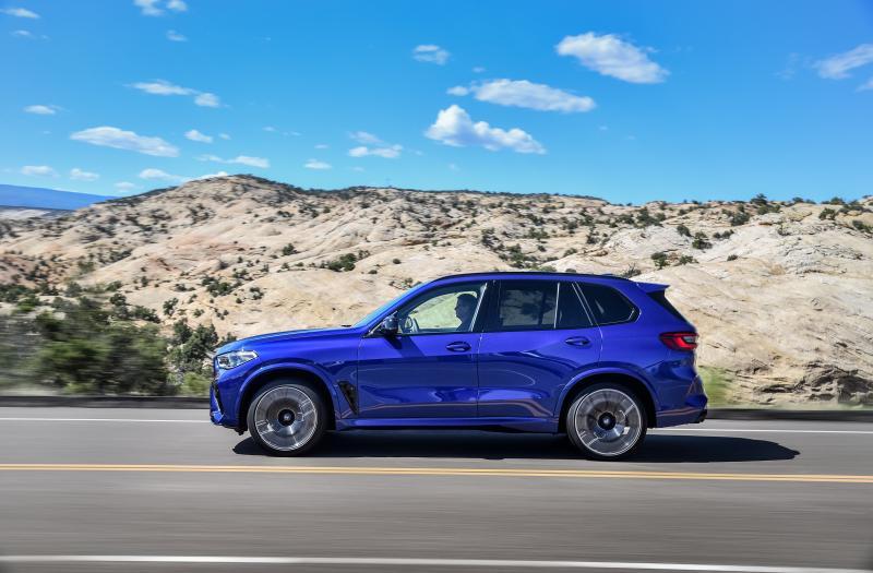 Bild von BMW X5 M