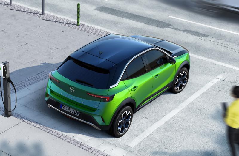 Opel E-Mokka