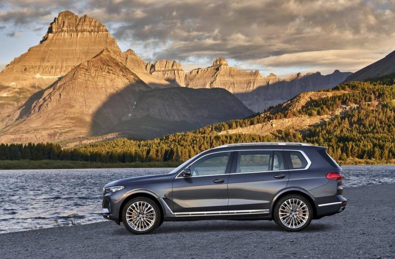 Bild von BMW X7