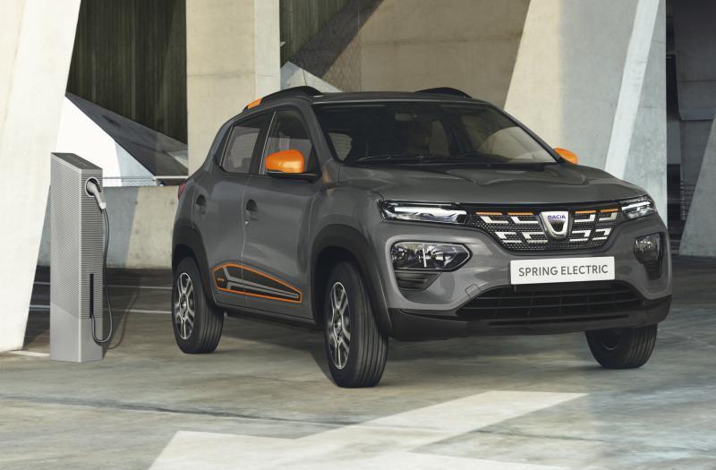 Bild von Dacia Spring