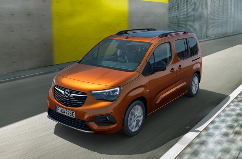 Bild von Opel Combo Elektro