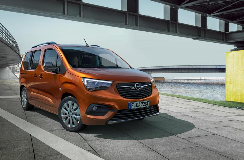 Opel Combo Elektro
