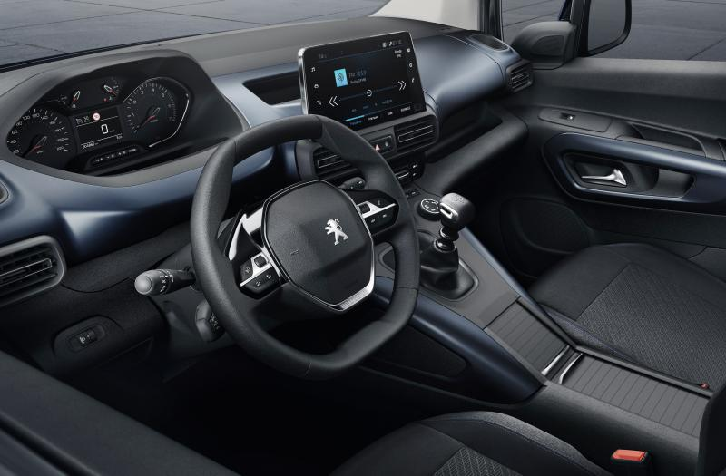 Peugeot Rifter Elektro