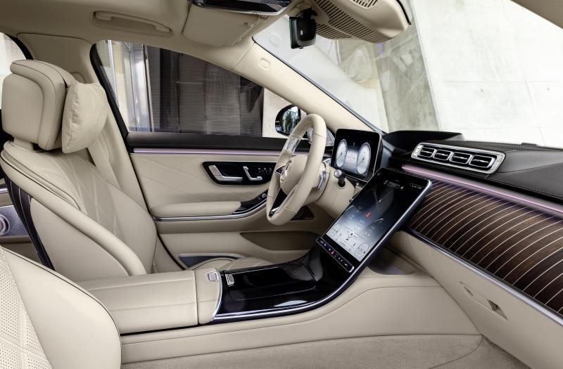 Mercedes Maybach S-Klasse