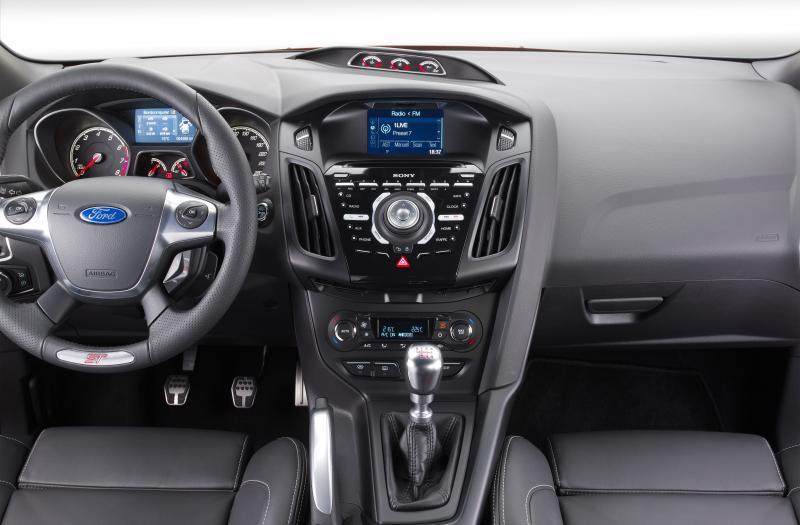 Ford Focus ST Traveller