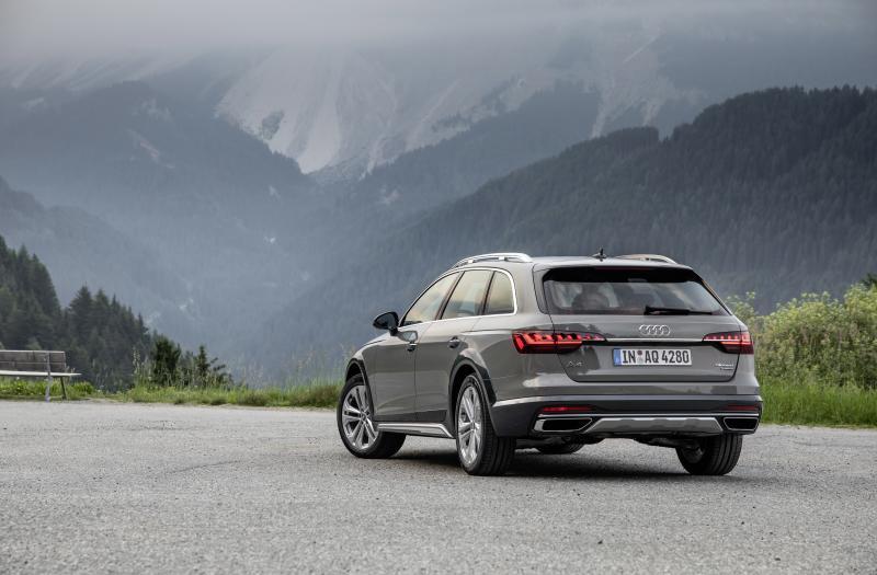 Bild von Audi A4 Allroad Avant