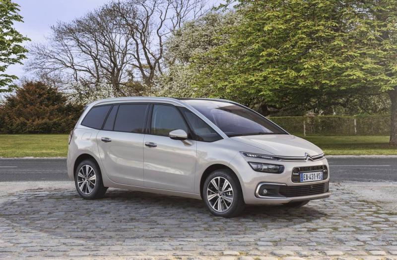 Bild von Citroen C4 Grand Spacetourer