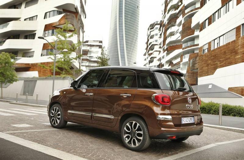 Bild von Fiat 500L