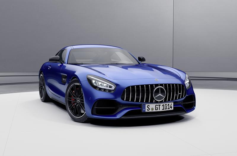 Mercedes AMG GT Lim.