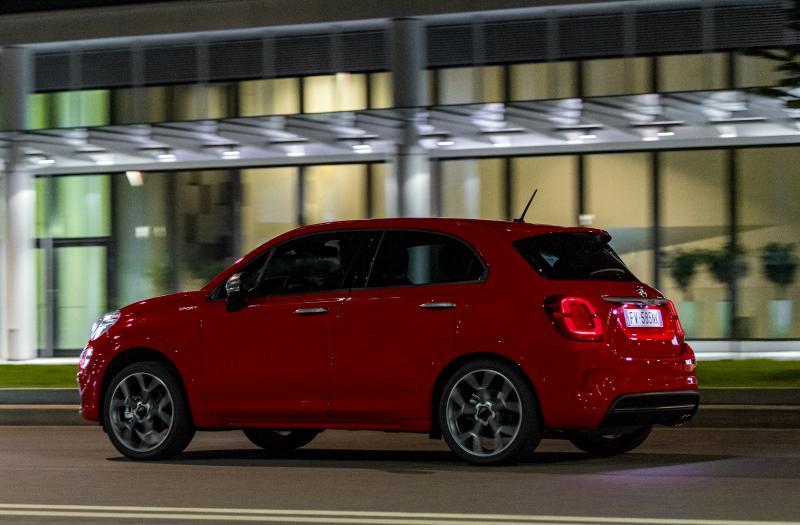 Bild von Fiat 500X