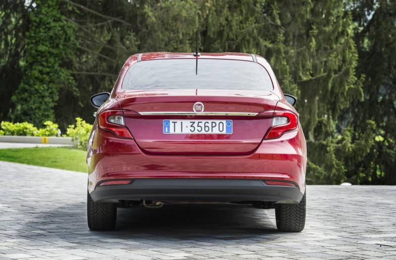 Bild von Fiat Tipo Limousine