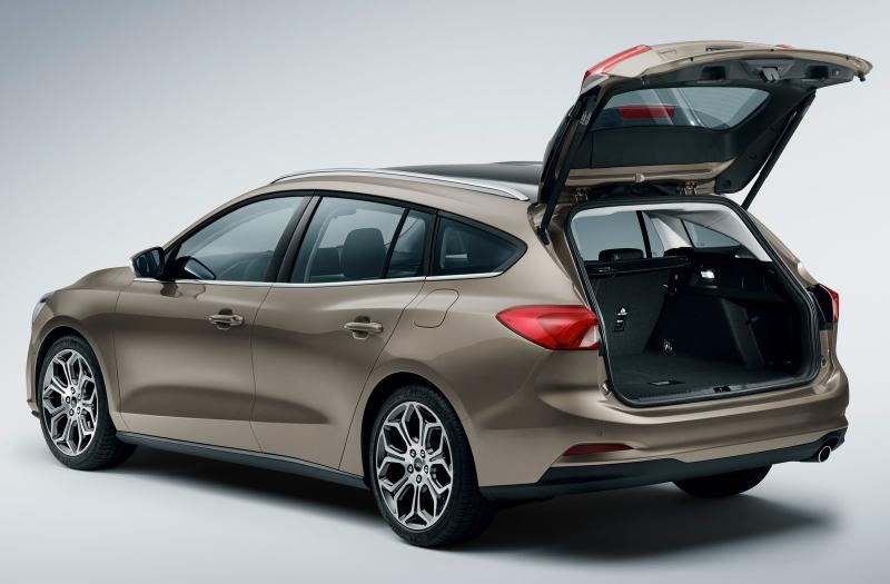 Bild von Ford Focus Traveller