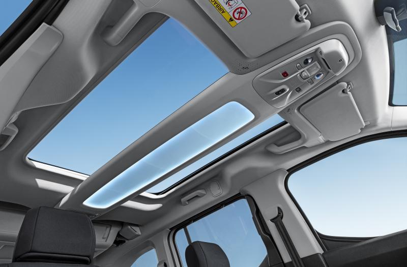 Citroen e-Berlingo XL