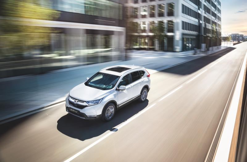 Honda CR-V e:HEV