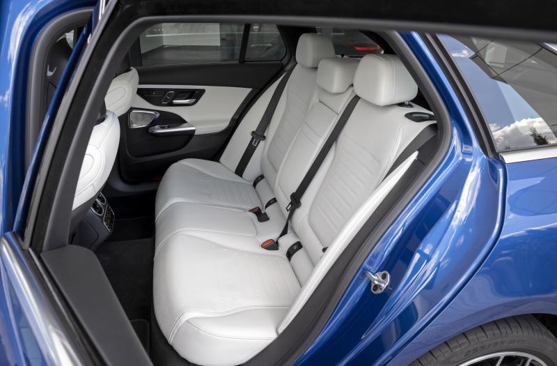 Mercedes C T-Modell