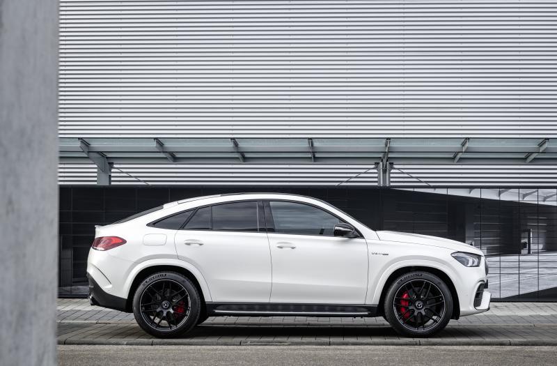 Mercedes AMG GLE Coupé