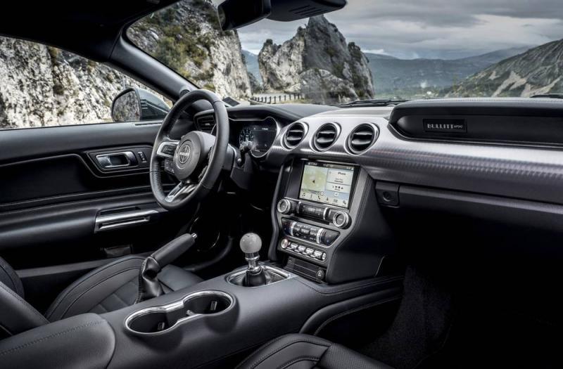 Bild von Ford Mustang
