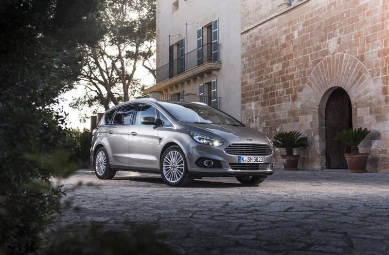 Bild von Ford S-MAX