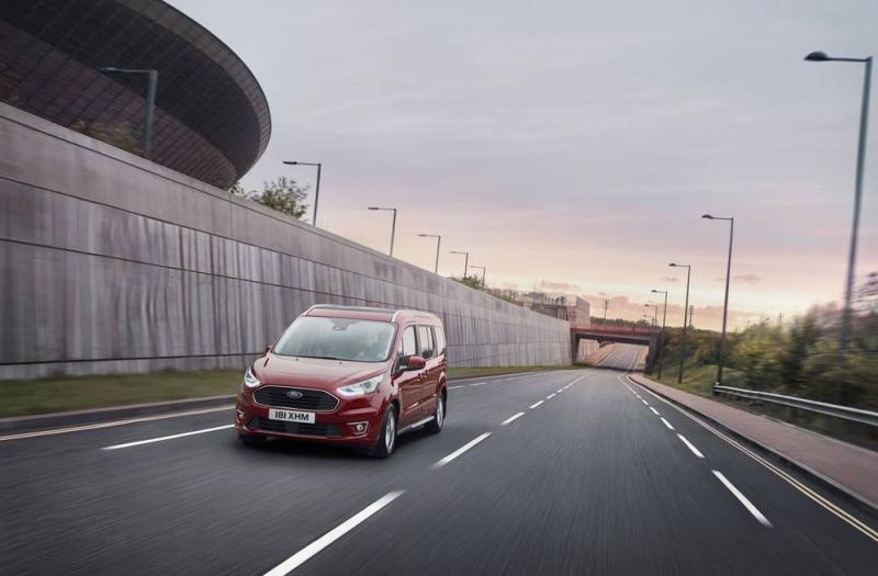 Bild von Ford Tourneo Connect