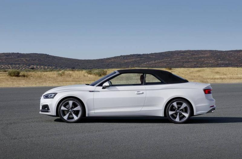 Bild von Audi A5 Cabrio