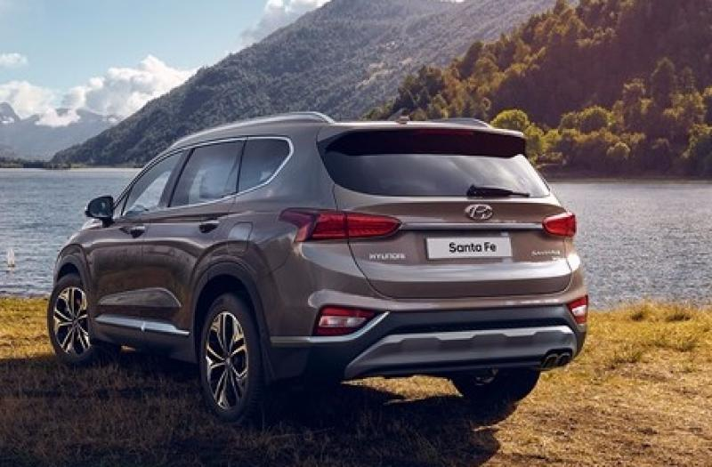 Bild von Hyundai Santa Fe