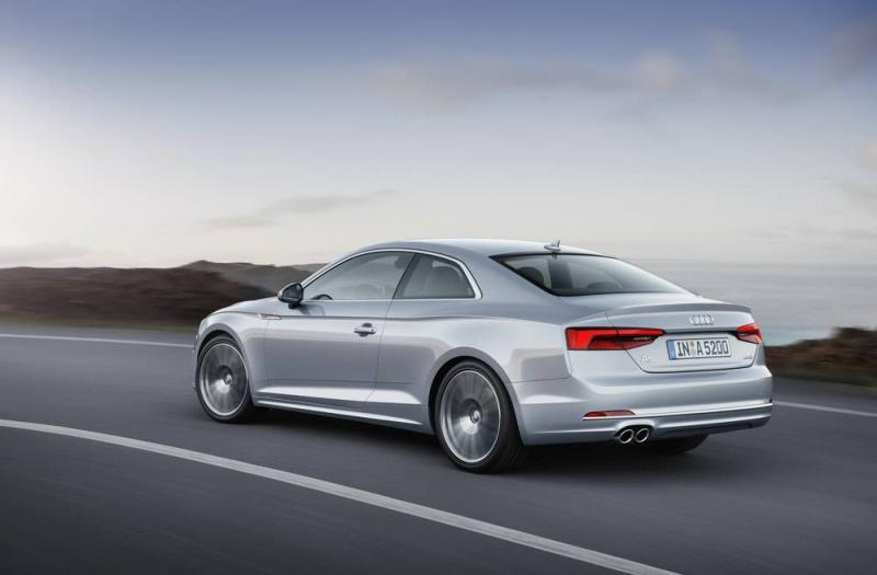 Bild von Audi A5