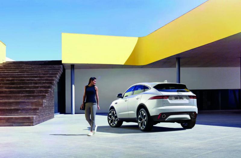 Bild von Jaguar E-Pace