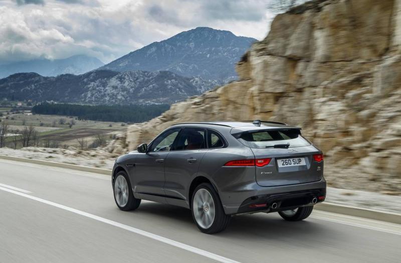 Bild von Jaguar F-Pace