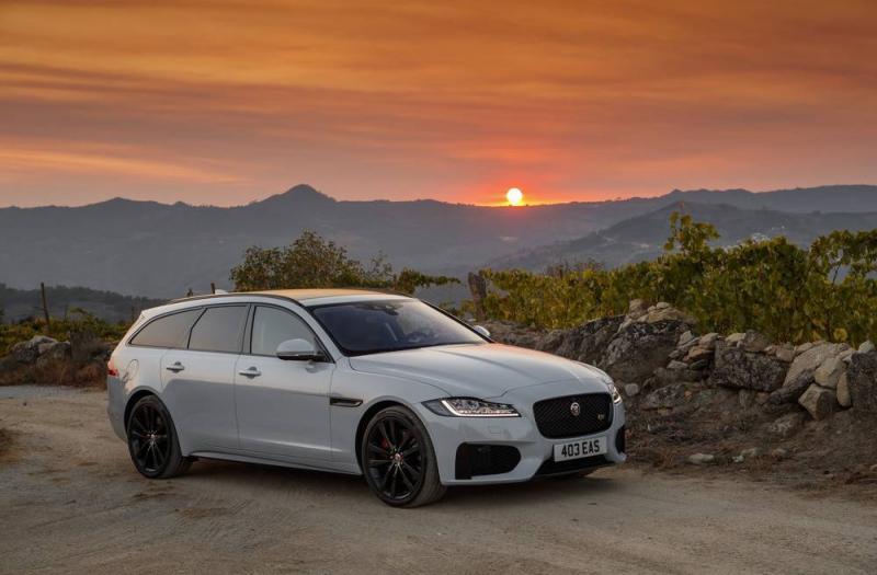 Bild von Jaguar XF Sportbrake