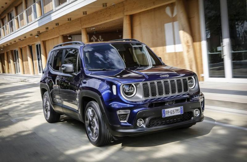 Bild von Jeep Renegade