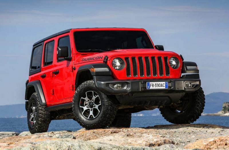 Bild von Jeep Wrangler