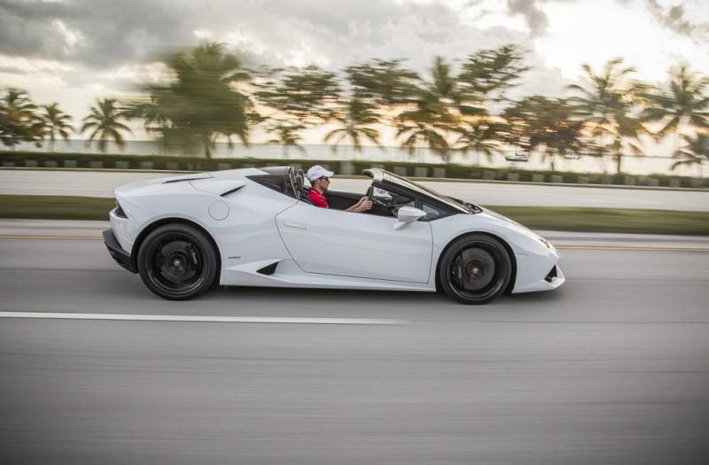 Bild von Lamborghini Huracan Spyder