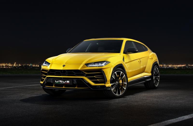 Bild von Lamborghini Urus