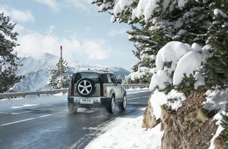 Bild von Land Rover Defender