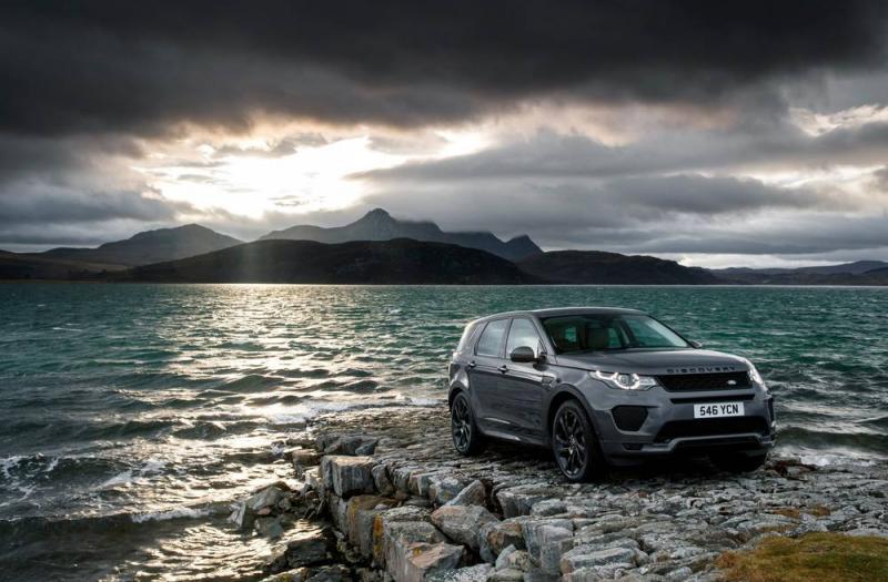 Bild von Land Rover Discovery Sport