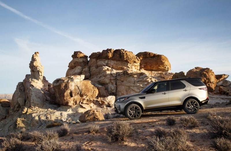 Bild von Land Rover Discovery