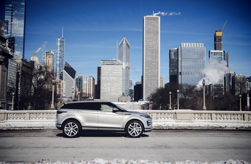 Bild von Range Rover Evoque