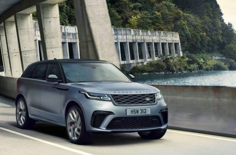 Bild von Range Rover Velar