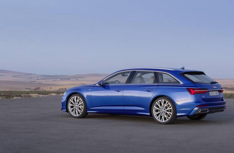Bild von Audi A6 Avant