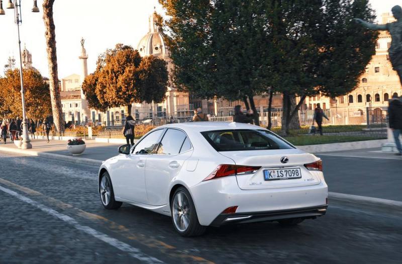 Bild von Lexus IS