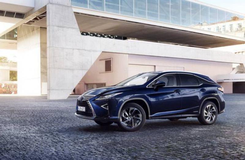 Bild von Lexus RX