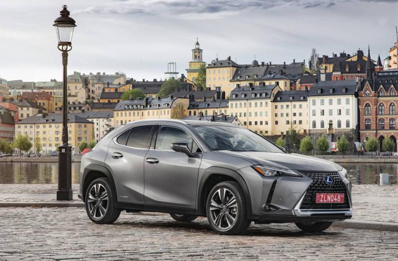 Bild von Lexus UX