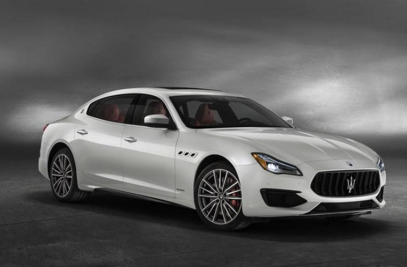 Bild von Maserati Quattroporte