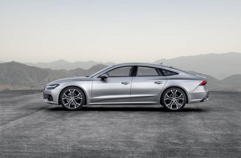 Bild von Audi A7