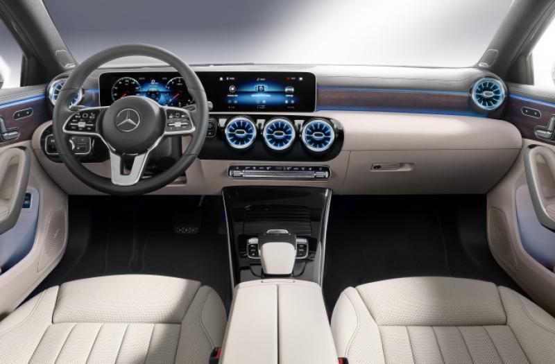 Mercedes A Lim.
