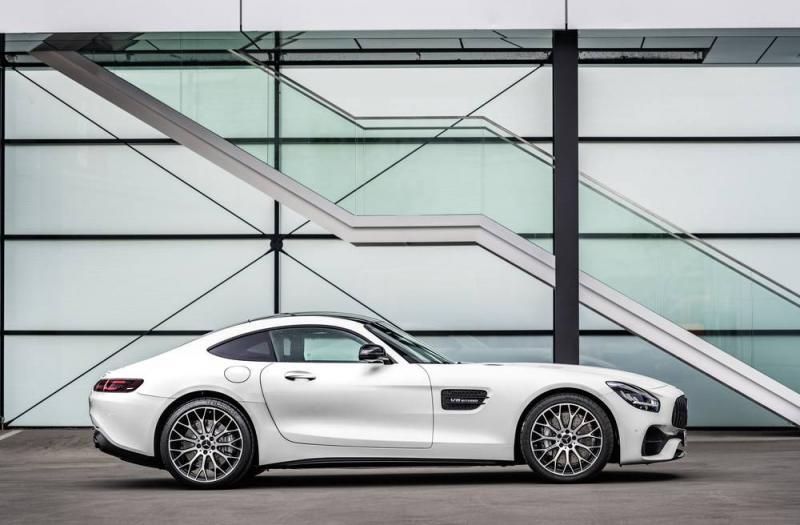 Bild von Mercedes AMG GT