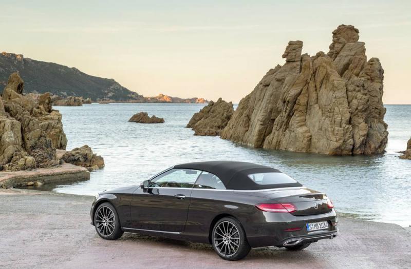 Bild von Mercedes C Cabrio