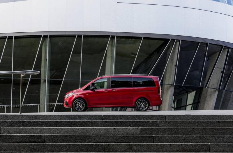 Bild von Mercedes V-Klasse