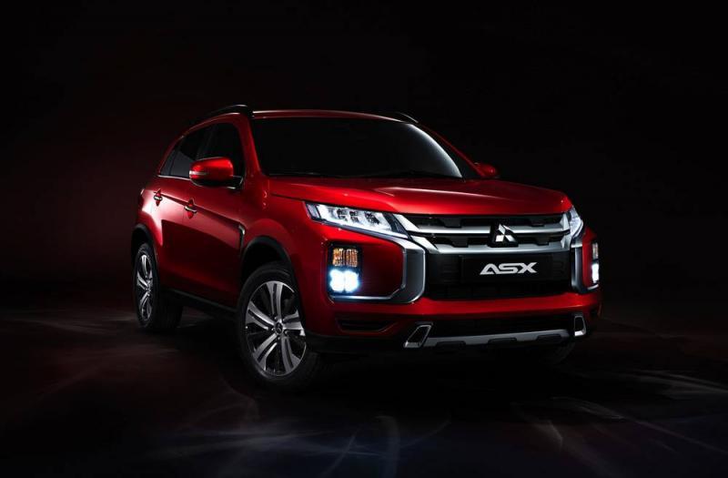 Bild von Mitsubishi ASX